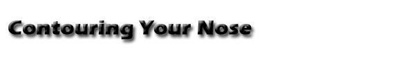 makeup-contouring-your-nose