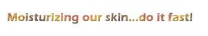 moisturizing-our- skin