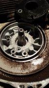 Sheared Flywheel Key Stuck | Arboristsite com