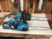 Cordless Chainsaws and Outdoor Power Equipment | Page 17