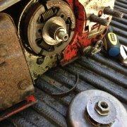 Homelite 330 clutch & oiler question | Arboristsite com