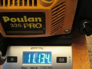 Poulan 335 weight.png