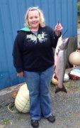 Rae with Salmon.jpg