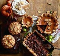 Image result for image thanksgiving dinner buffet desserts
