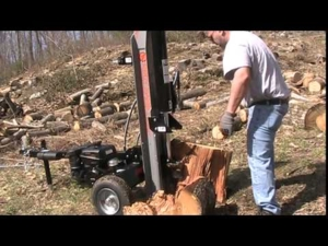 Dirty Hand Tools 28 Ton Splitter (Part 5)
