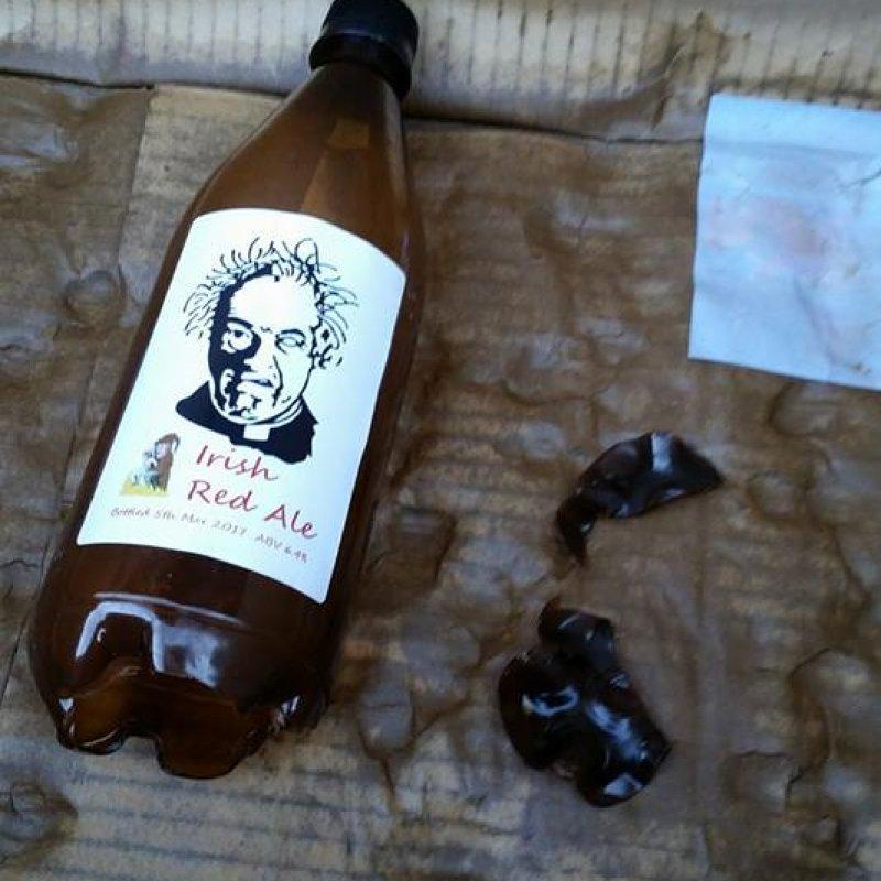 Broken Swap Bottle