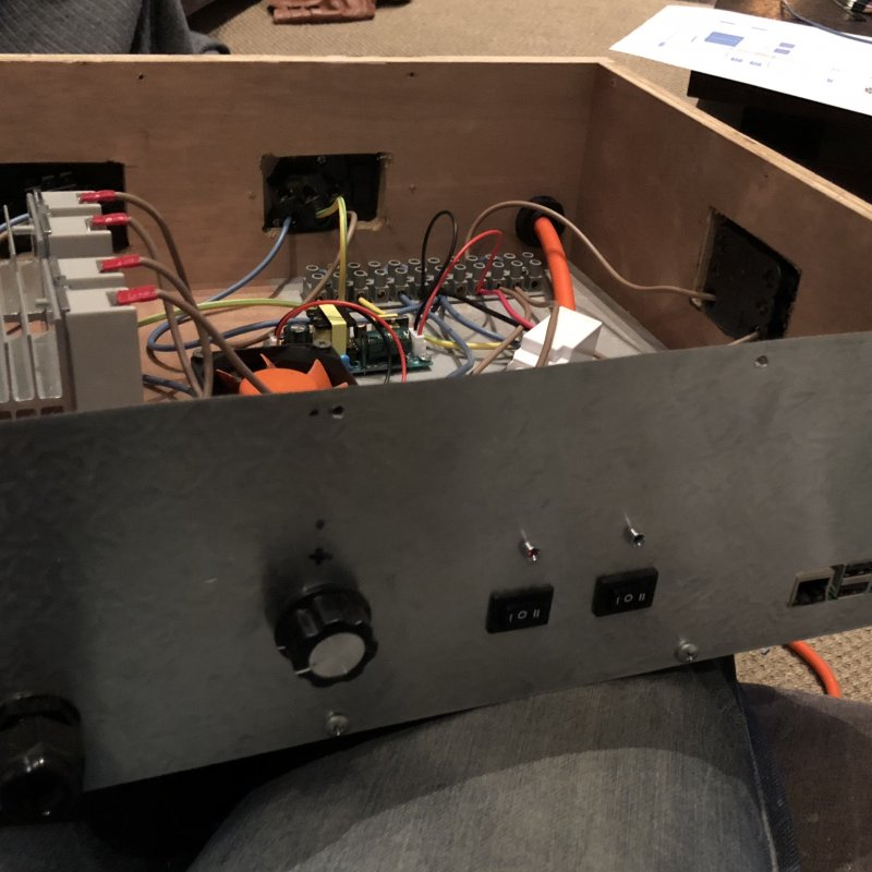 Brew controller 1