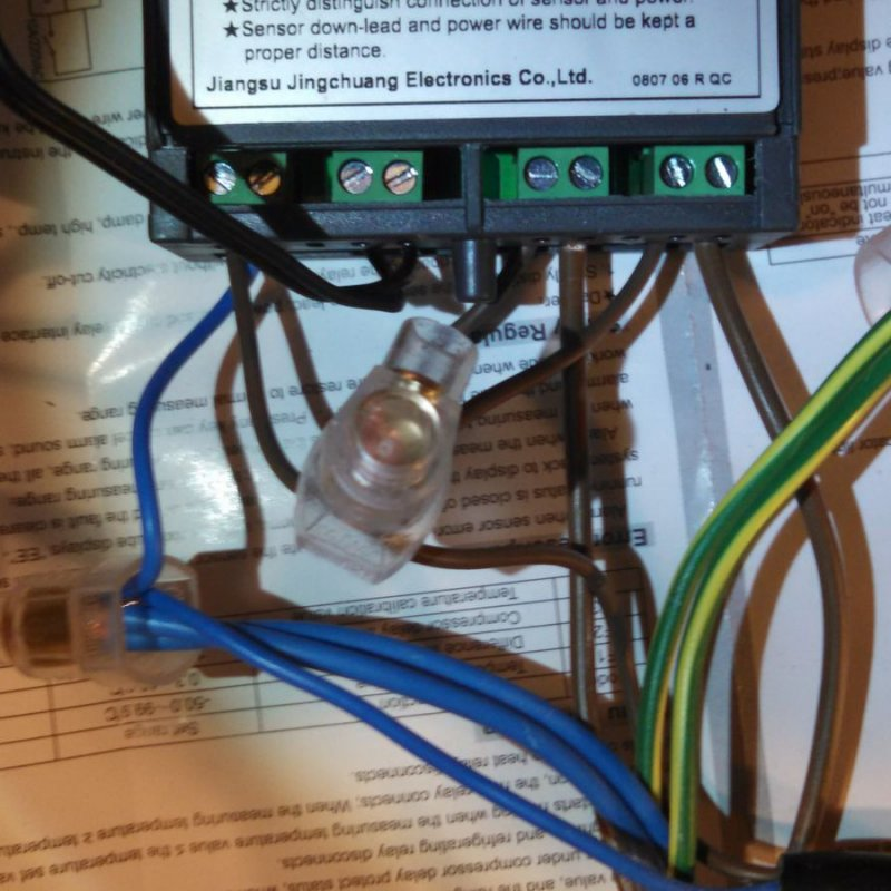 stc-1000 wiring