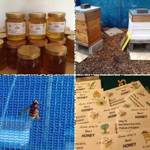 beekeeping paraphernalia