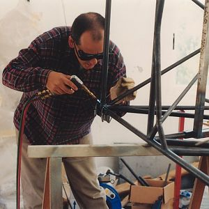 Fuse welding