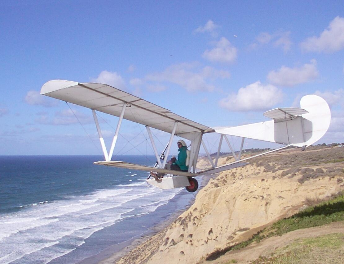 free balsa glider plans