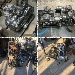 Engine Repaint