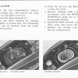 Honda Goldwing GL1000 1978 Owners Manual Page 52