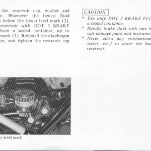 Honda Goldwing GL1000 1978 Owners Manual Page 55