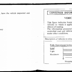 Owners Manual- 1983 GL1100 Aspencade Pages 102 & 103