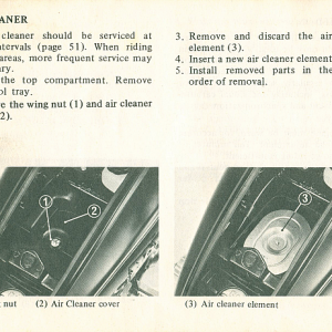 1980 S Owners Manual Page 58