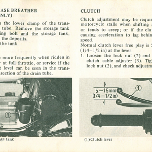 1980 S Owners Manual Page 59