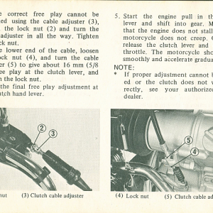 1980 S Owners Manual Page 60