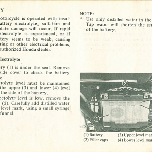 1980 S Owners Manual Page 66