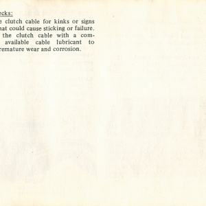 1980 S Owners Manual Page 61