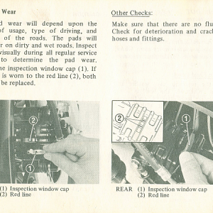 1980 S Owners Manual Page 64