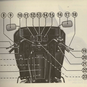 Owners Manual- 1981 GL1100 Interstate Page 11