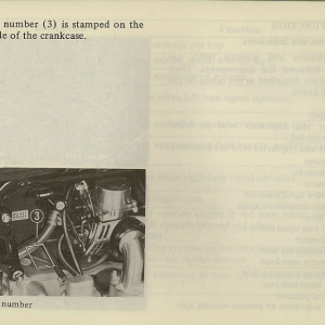 Owners Manual- 1981 GL1100 Interstate Page 15