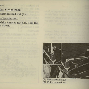 Owners Manual- 1981 GL1100 Interstate Page 30