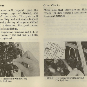 Owners Manual- 1981 GL1100 Interstate Page 79