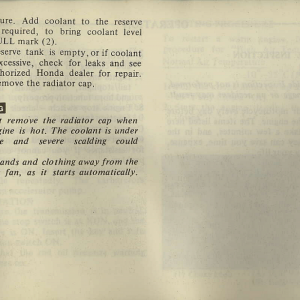 Owners Manual- 1982 GL1100 Interstate Page 37