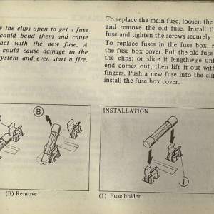 Owners Manual- 1982 GL1100 Interstate Page 55