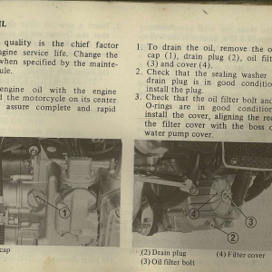 Owners Manual- 1982 GL1100 Interstate Page 61