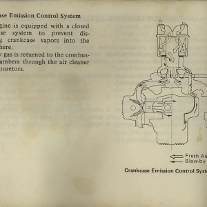 Owners Manual- 1982 GL1100 Interstate Page 80