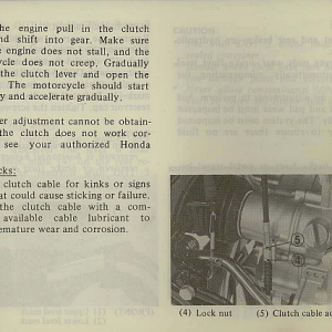 1983 Interstate Owners Manual Page 73