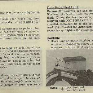 1983 Interstate Owners Manual Page 74