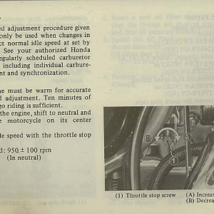 1983 Interstate Owners Manual Page 68