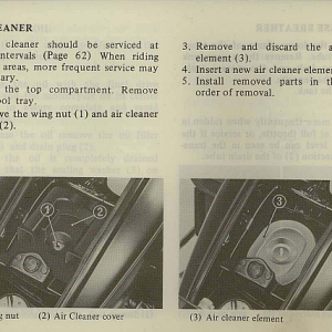 1983 Interstate Owners Manual Page 69