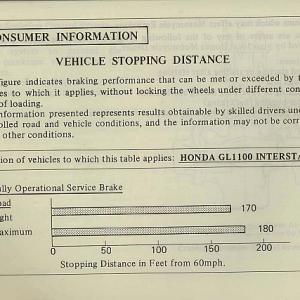 1983 Interstate Owners Manual Page 86