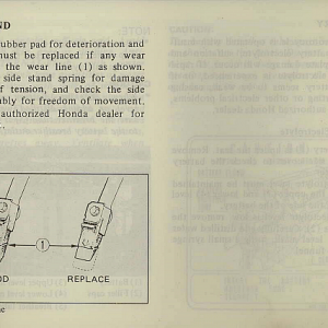 1983 Interstate Owners Manual Page 77
