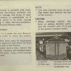 1983 Interstate Owners Manual Page 78