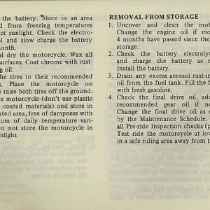 1983 Interstate Owners Manual Page 82