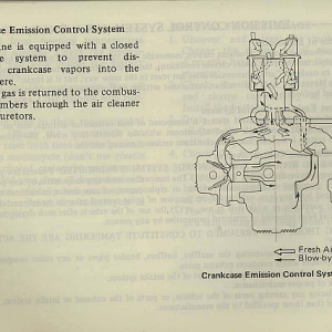 1983 Interstate Owners Manual Page 84