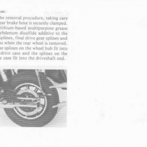 Owners Manual- 1986 GL1200 Interstate Page 73
