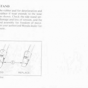 Owners Manual- 1986 GL1200 Interstate Page 76