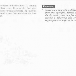 Owners Manual- 1986 GL1200 Interstate Page 80