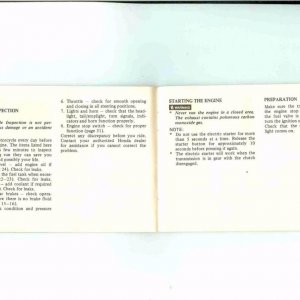 Owners Manual- 1984 GL1200 S-022