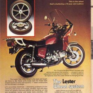 lester wheels
