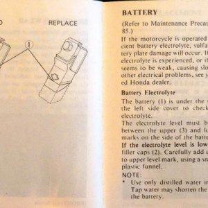 Frame, Wheels, Brakes Page 102 & 103