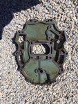 Yamaha 225 corrosion inspectionfasrers