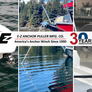We've Been the Leading Manufacturer of Quality Drum Anchor Winches for 30 years and Counting!